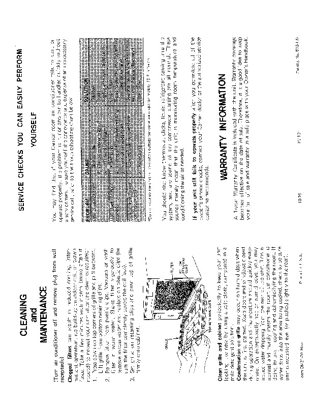 Carrier 51 29 Heat Air Conditioner Manual