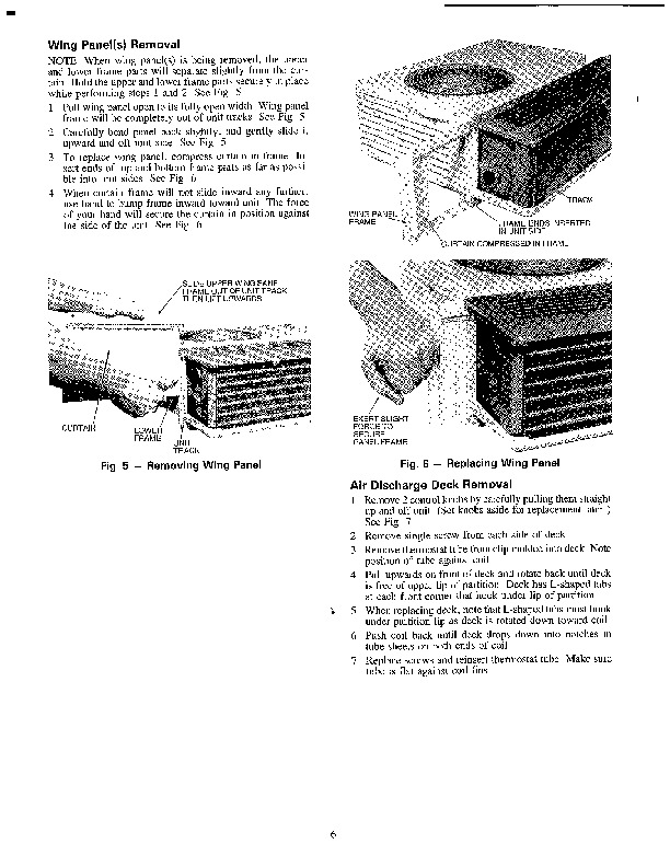 Carrier 73lc 1ss Heat Air Conditioner Manual