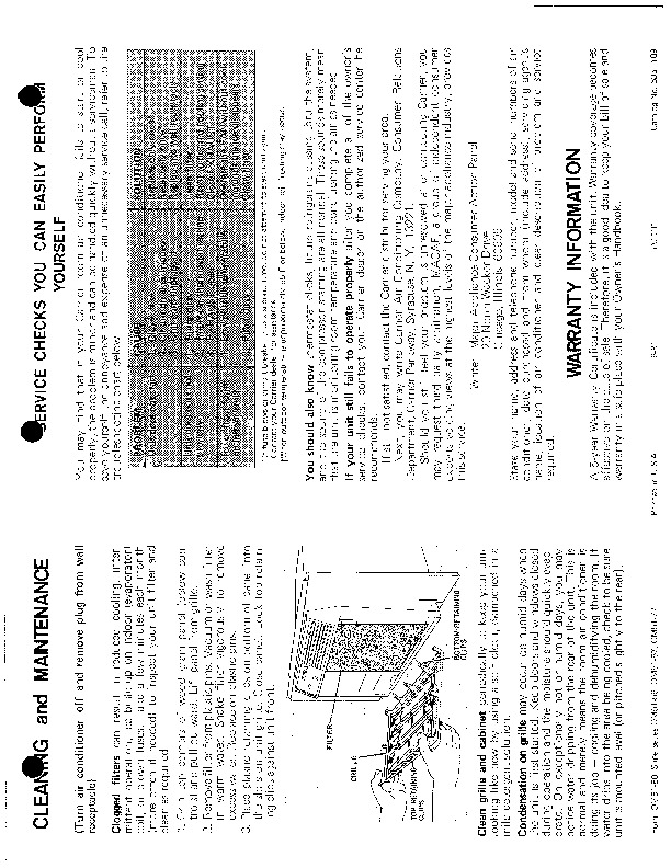 Carrier Air Conditioner Manual Pdf