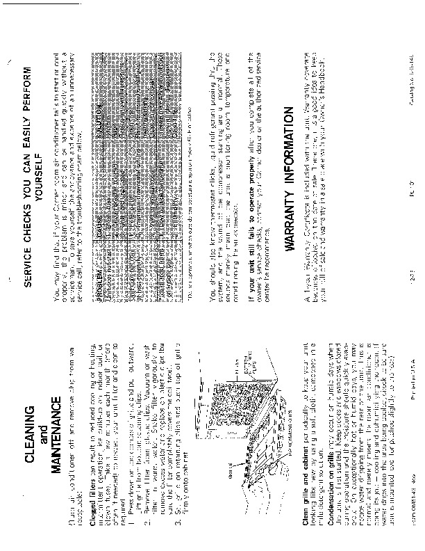 Carrier 51 43 Heat Air Conditioner Manual