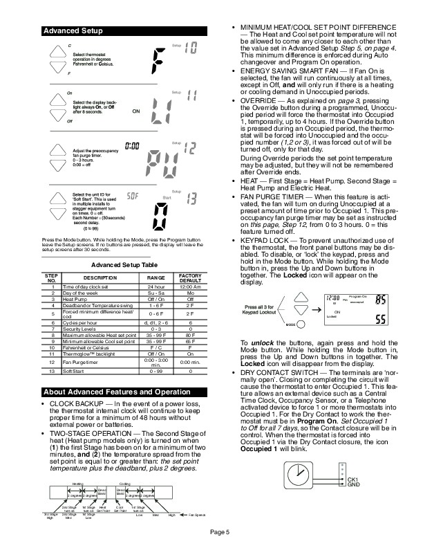 Carrier 53 4 Heat Air Conditioner Manual