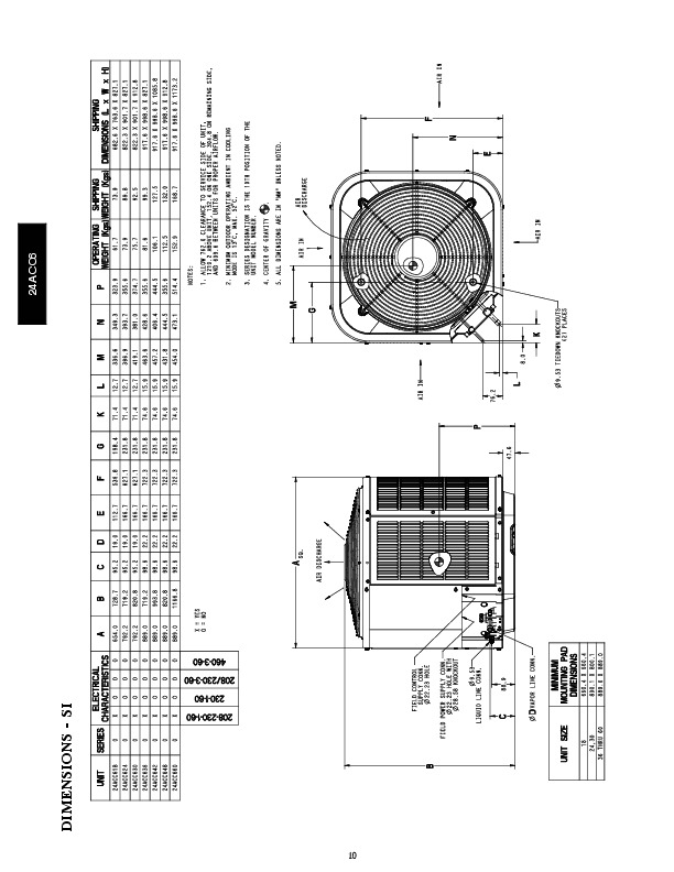 Carrier 24acc6 1pd Heat Air Conditioner Manual
