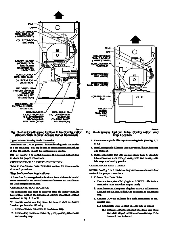 Carrier 58MVP 2SI Gas Furnace Owners Manual