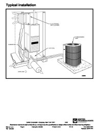 Carrier 58ZAV 5PD Gas Furnace Owners Manual