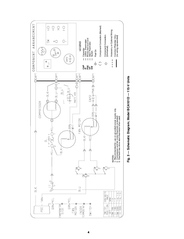 trane xl80 wiring diagram