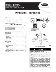Carrier HVAC Manuals