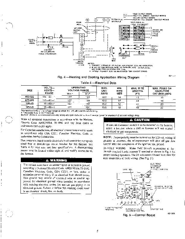 Furnace 1 Manuals 12 58sta070