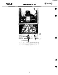 Carrier 58FC501005 Gas Furnace Owners Manual