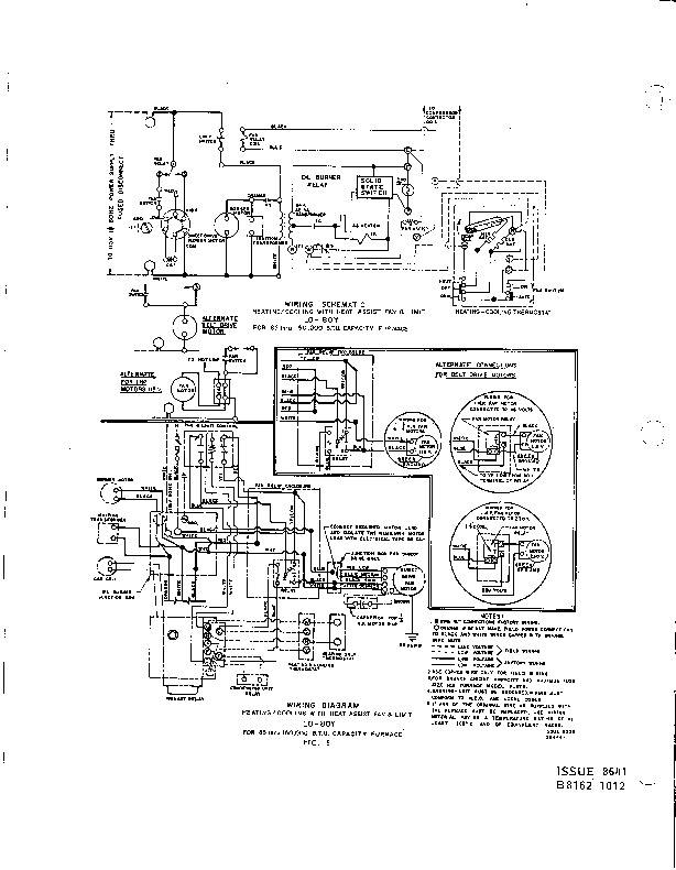 Carrier 58HM 1SI Gas Furnace Owners Manual