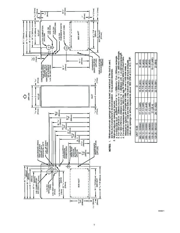 Carrier 58MEB 02PD Gas Furnace Owners Manual