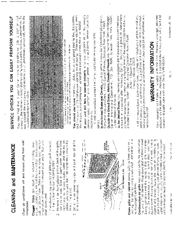 Carrier 51 48 Heat Air Conditioner Manual