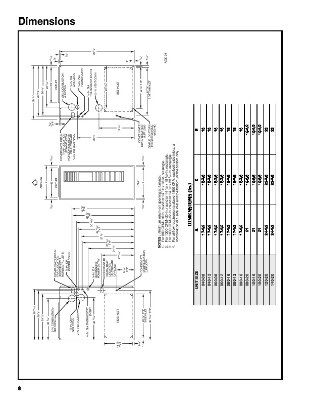 Carrier 58MXA 7PD Gas Furnace Owners Manual