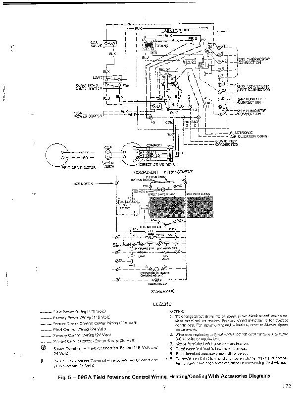 Carrier 58GA 58GC 2SI Gas Furnace Owners Manual