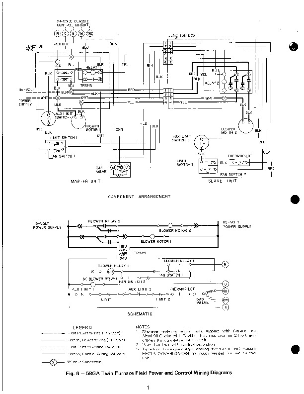 Carrier 58GA 2SI Gas Furnace Owners Manual