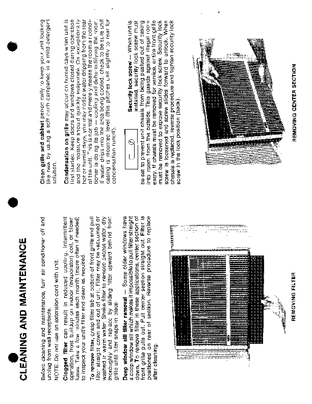 Carrier 51 116 Heat Air Conditioner Manual