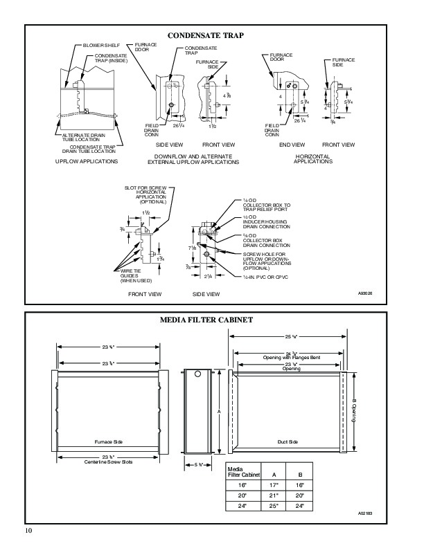 Carrier 58MTA 3PD Gas Furnace Owners Manual