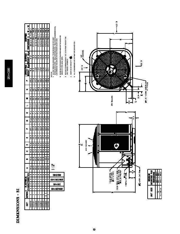 Carrier 25hcb5 4pd Heat Air Conditioner Manual