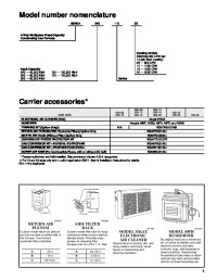 Carrier 58MSA 2PD Gas Furnace Owners Manual