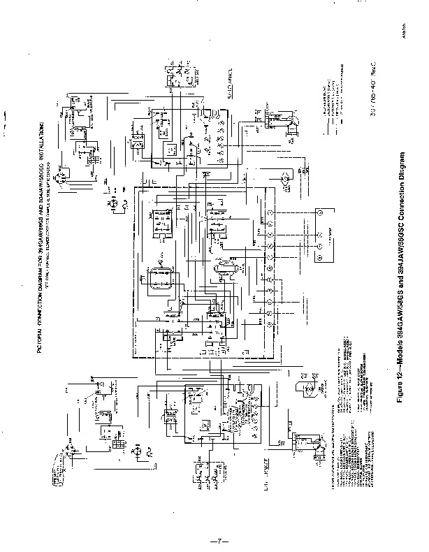 Carrier 58SX 12SI Gas Furnace Owners Manual