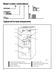 Carrier 58B 58BLA 58BMA 6PD Gas Furnace Owners Manual