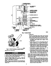 Carrier 58WAV 7SI Gas Furnace Owners Manual