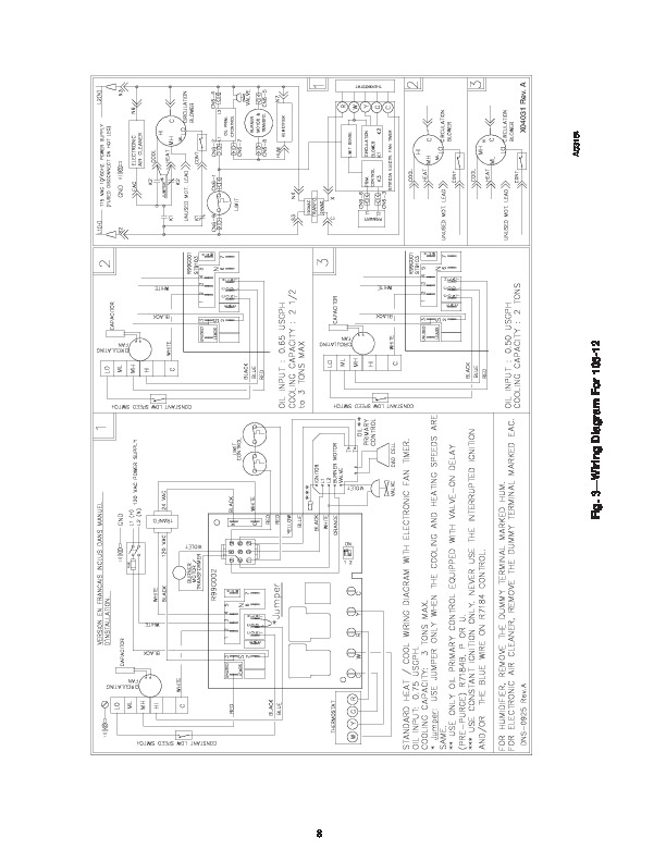 Carrier 58CLA 5SI Gas Furnace Owners Manual