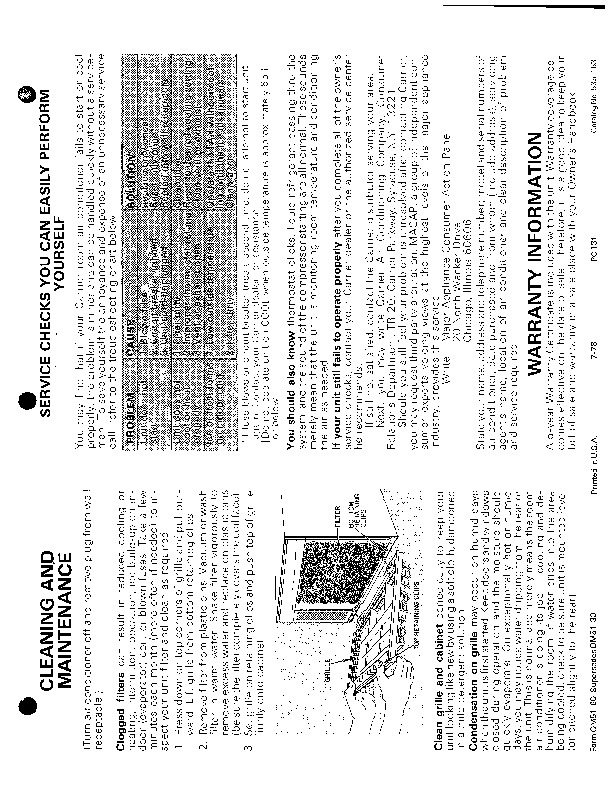 Carrier 51 60 Heat Air Conditioner Manual