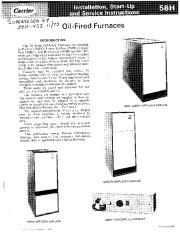 Carrier HVAC Manuals