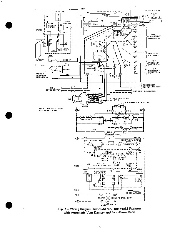 Carrier 58ES 12SI Gas Furnace Owners Manual