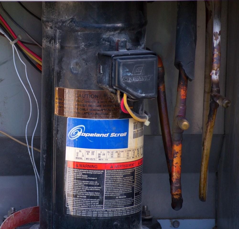 medium resolution of hvac compressor wiring check