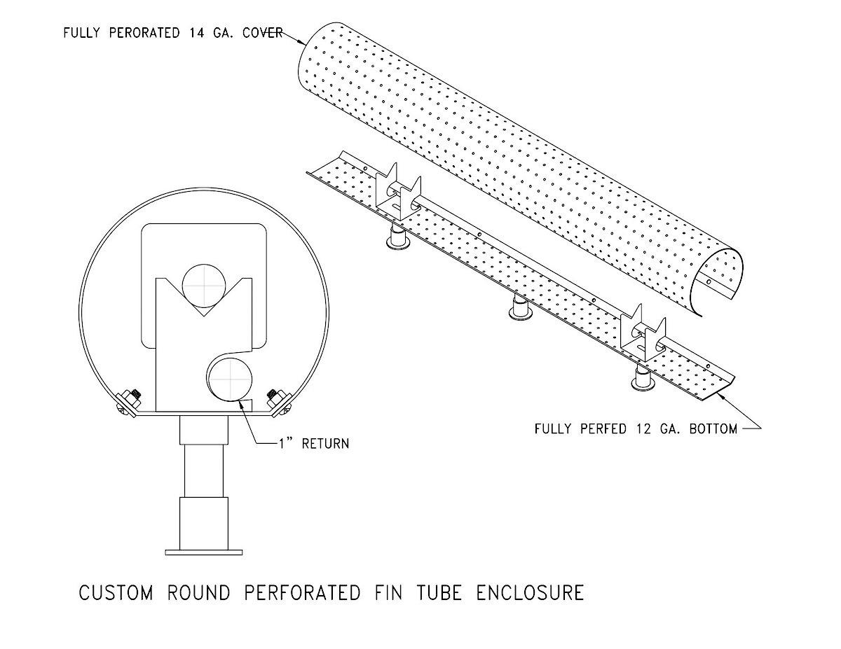 Round Fin Tube Radiation Free Download • Playapk.co