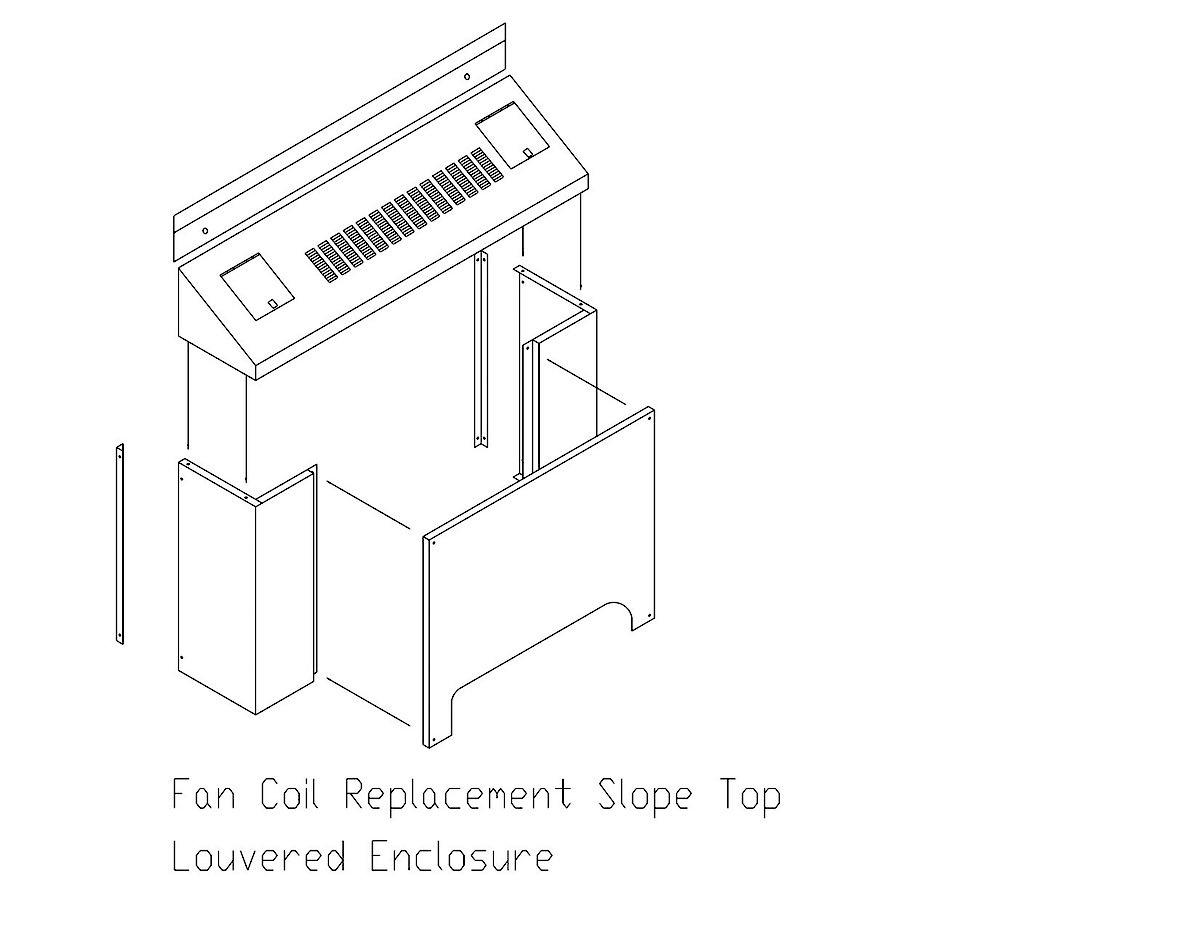 Fan Coil & PTAC Custom Enclosures