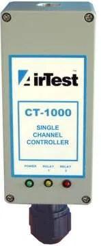 Airtest CT1000 Single Gas Sensor & Controller