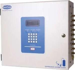 Sentech SSG-MCD Fire Suppression Monitors