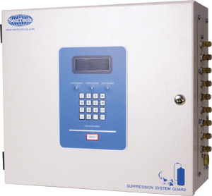 Sentech SSG-MCD Fire Suppression Monitors