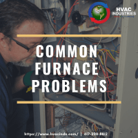 Common Furnace Problems | hvacinds.com