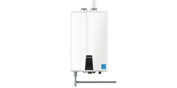 Navien's Tankless Water Heaters Address Water Conservation