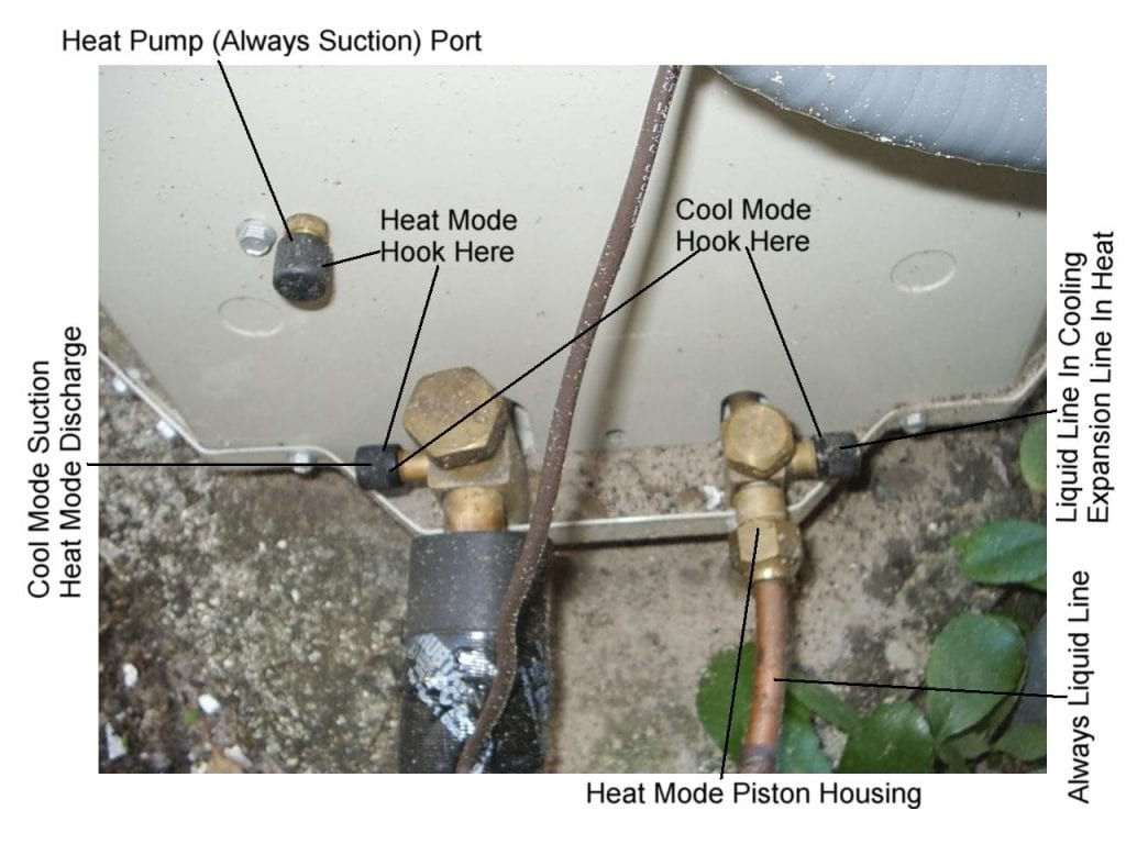 hight resolution of when you ask many people nowadays how to check the charge on a heat pump during low outdoor temps they will say that you need to weigh in and weigh out