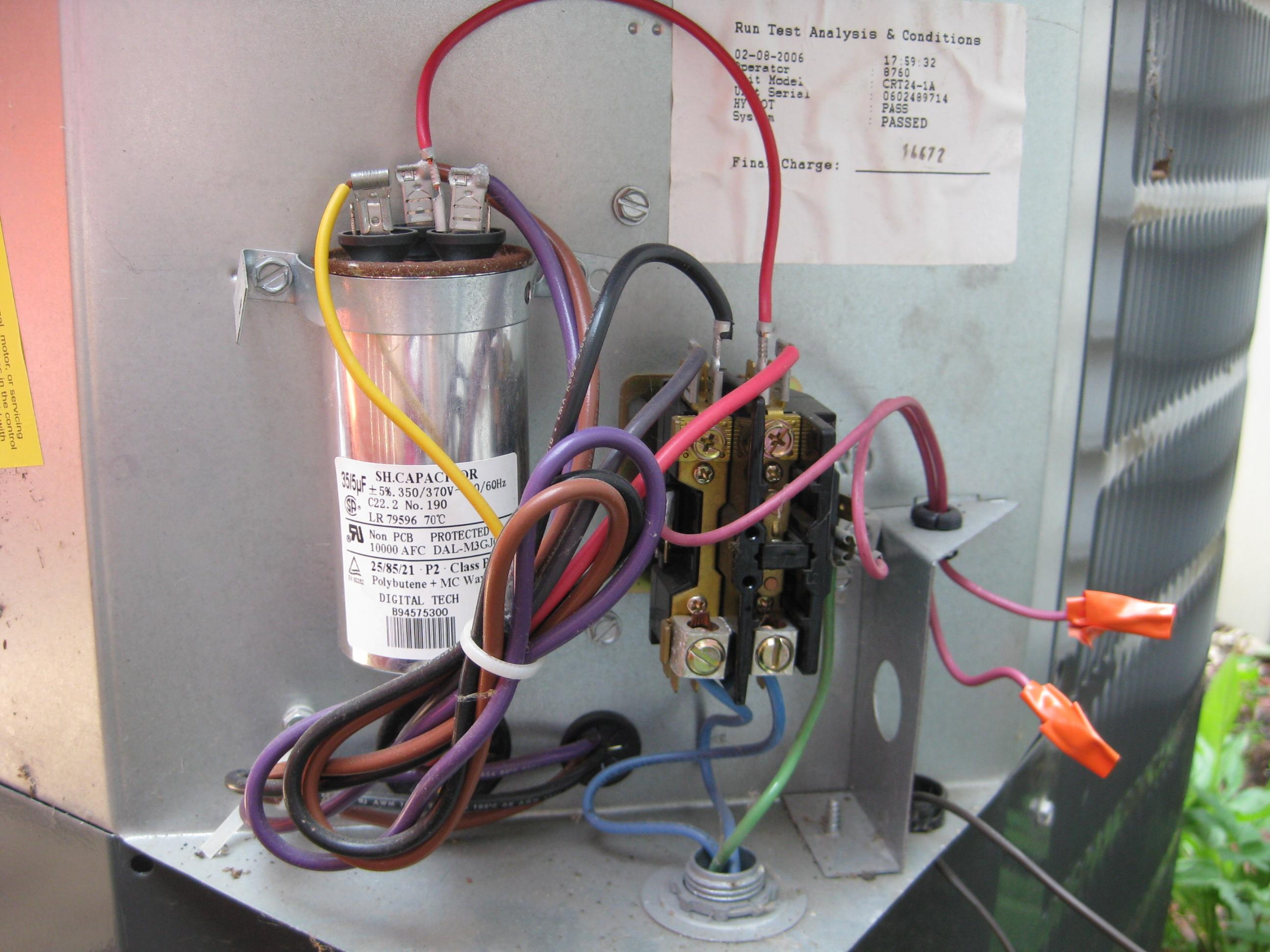 Emerson Pump Motor Wiring Diagram Low Voltage Diagnosis Basics W Bill Johnson Podcast