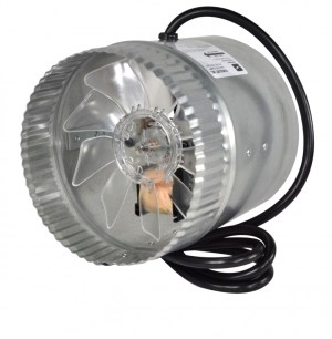 INLINE DUCT BOOSTER FAN 4