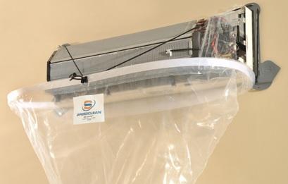 MiniSplit Evaporator BIB CLEANING KIT