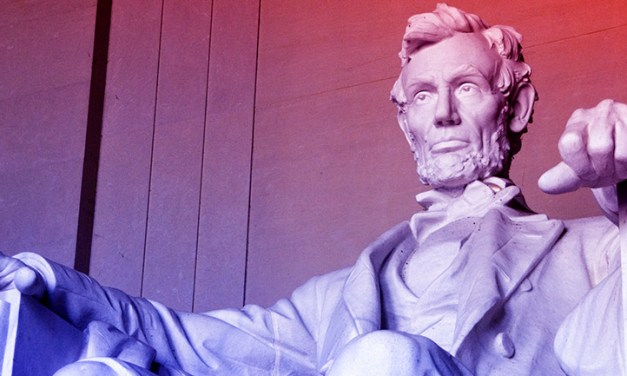 Honest Abe Wouldn't Guess: He'd Measure