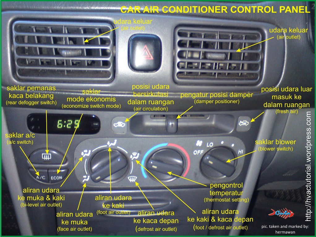 car aircon thermostat wiring diagram 2000 toyota corolla control panel great installation of 2002 ford focus oil filter location free engine schematic symbols circuit