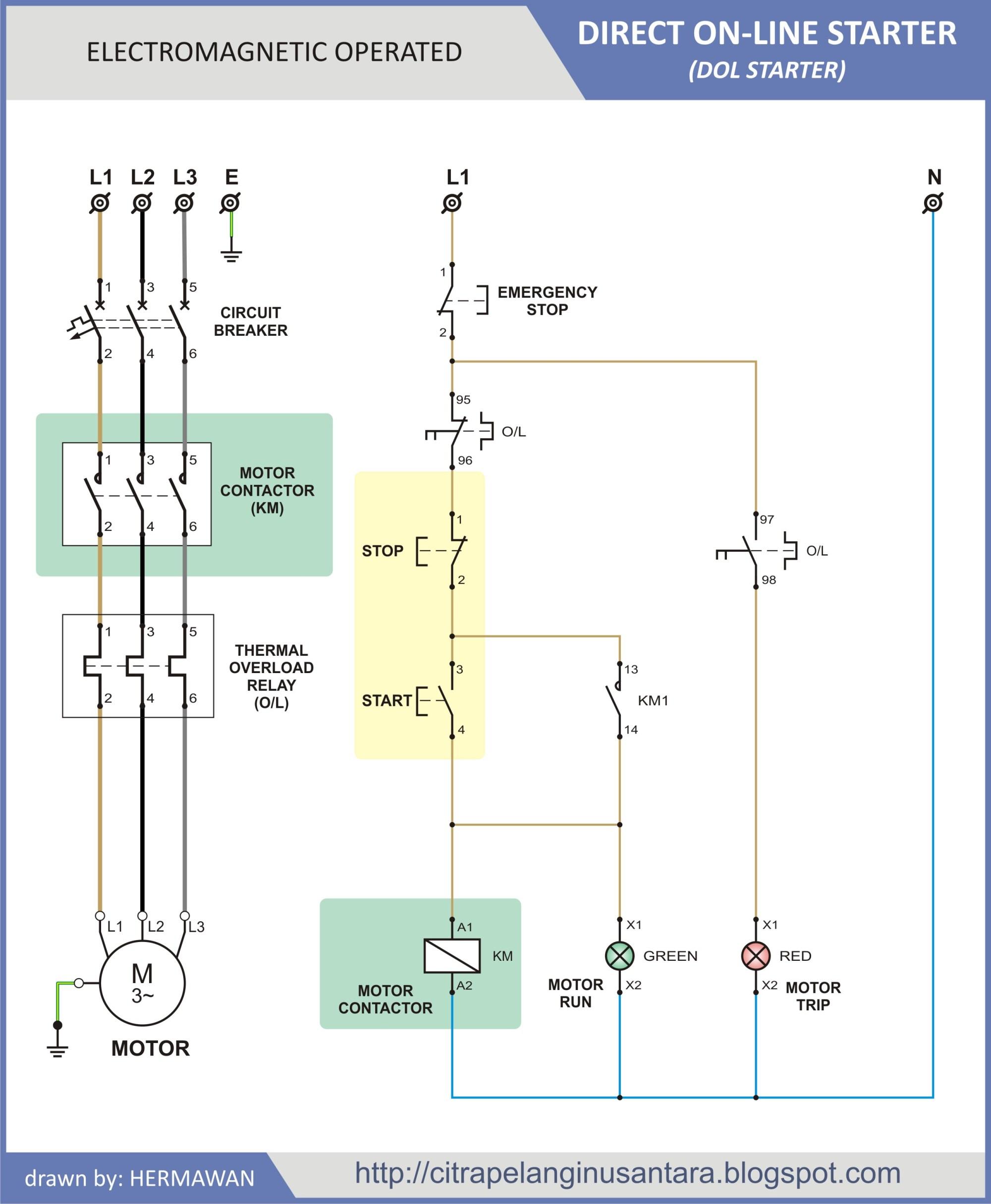 hight resolution of wiring diagram rangkaian dol simple wiring schema star delta wiring diagram dol starter wiring diagram free