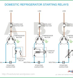 domestic refrigerator starting relays hermawan s blog refrigeration and air conditioning systems  [ 2317 x 2111 Pixel ]