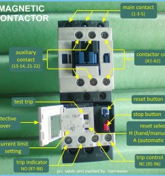 magnetic contactor hermawan s blog refrigeration and air iec contactor wiring diagram electrical magnetic contactor diagram [ 1024 x 768 Pixel ]