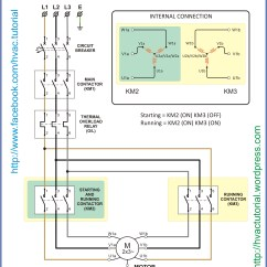 Refrigeration Oil Pressure Switch Wiring Diagram For Caravan Solar Panel Part Winding Start Hermawan 39s Blog And