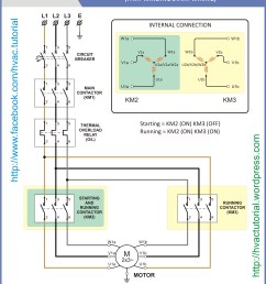 part winding start hermawan s blog refrigeration and air part winding start motor wiring diagram part winding start motor wiring diagram [ 2578 x 3134 Pixel ]