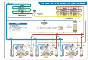 Oil Control for Parallel Compressor   Hermawan's Blog