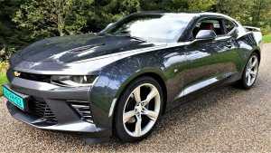 Chevrolet Camaro 6.2 V8 SS Coupé 2016 Magnetic ride